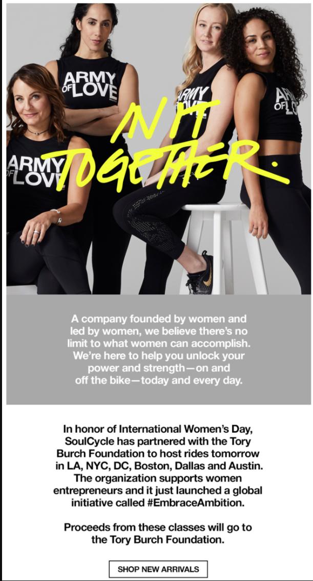 gym email marketing