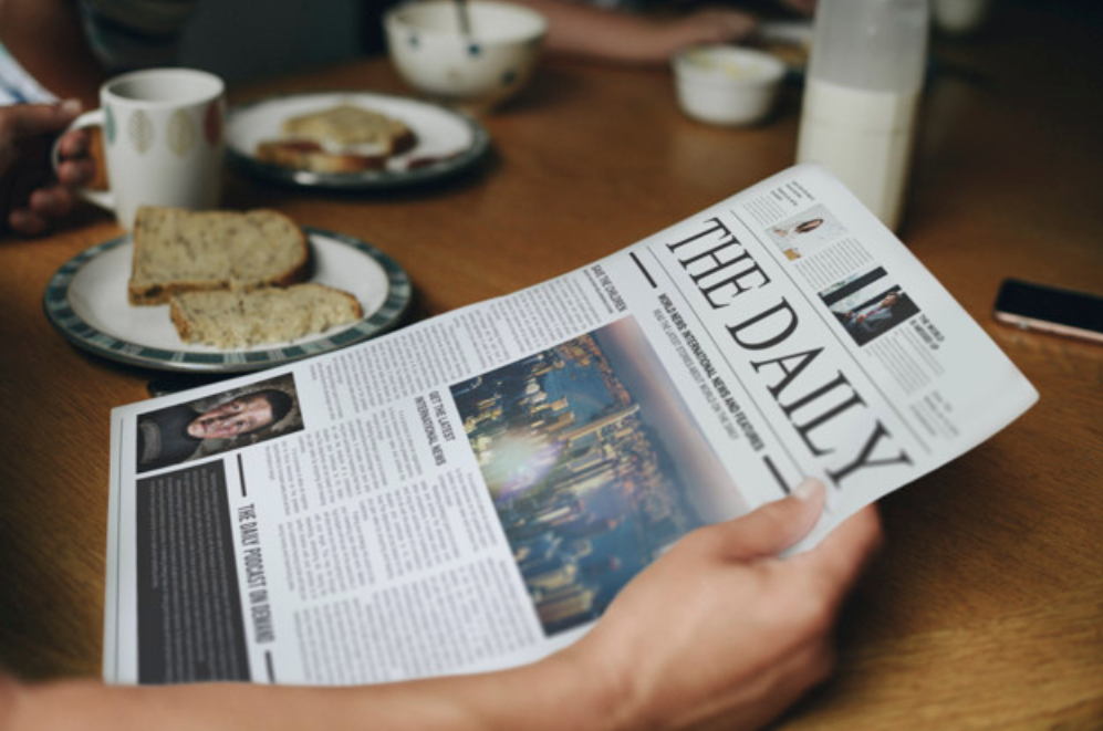 newspaper email marketing techniques