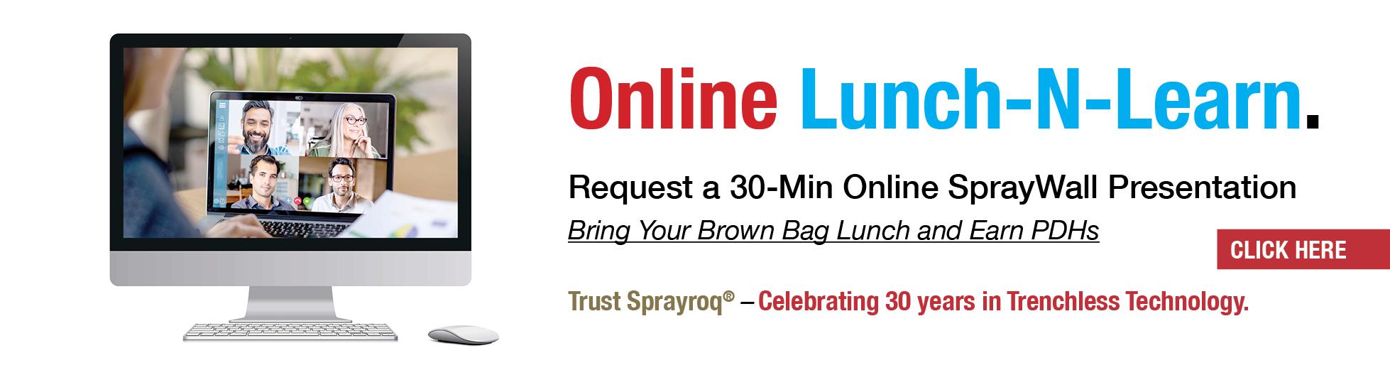 Reserve Your Spot - Online SprayWall Presentation