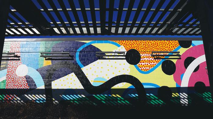 Brighwater Mural