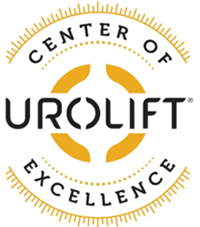 Urolift Center of Excellence Award