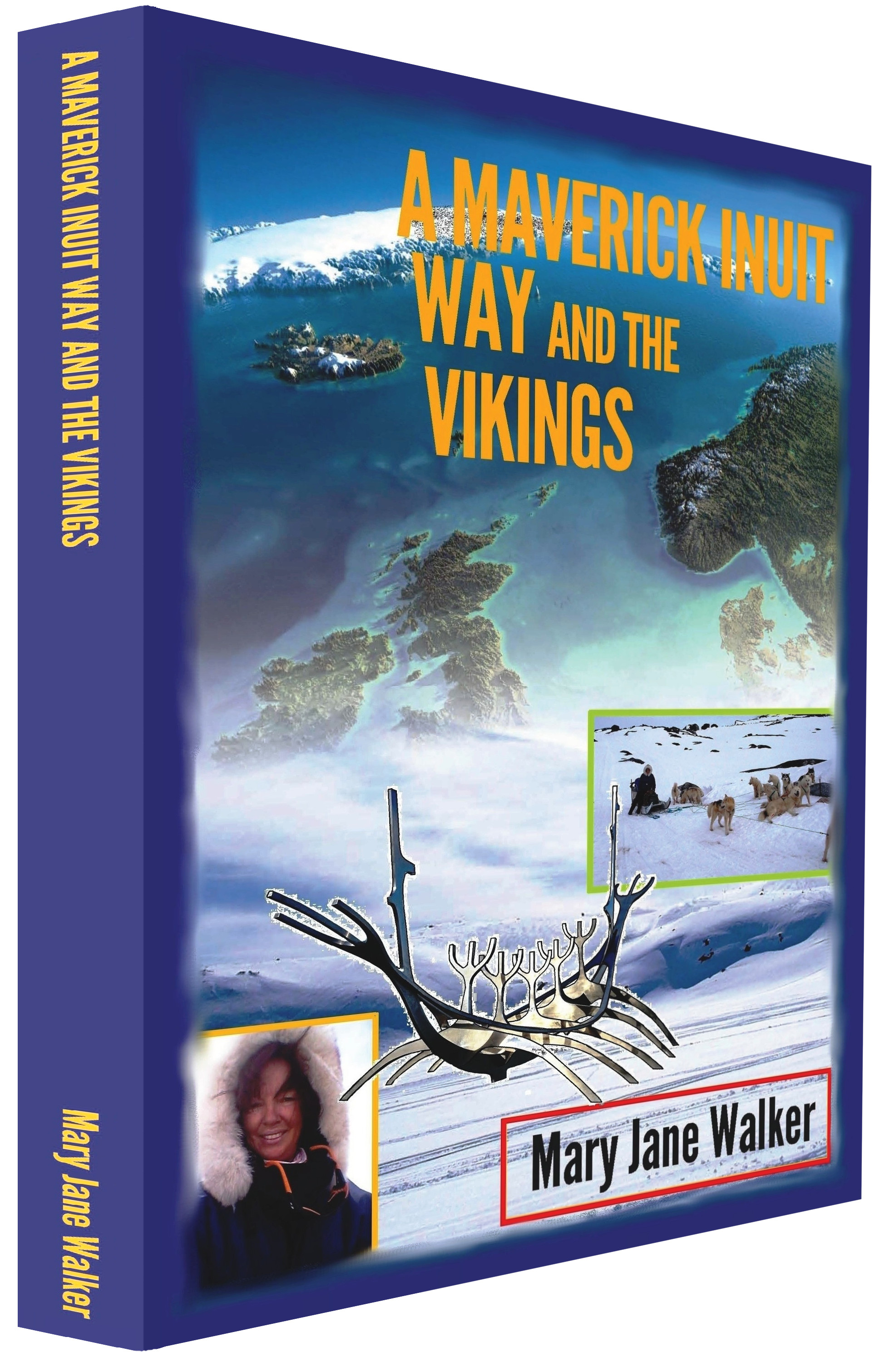 3D image of A Maverick Inuit Way and the Vikings