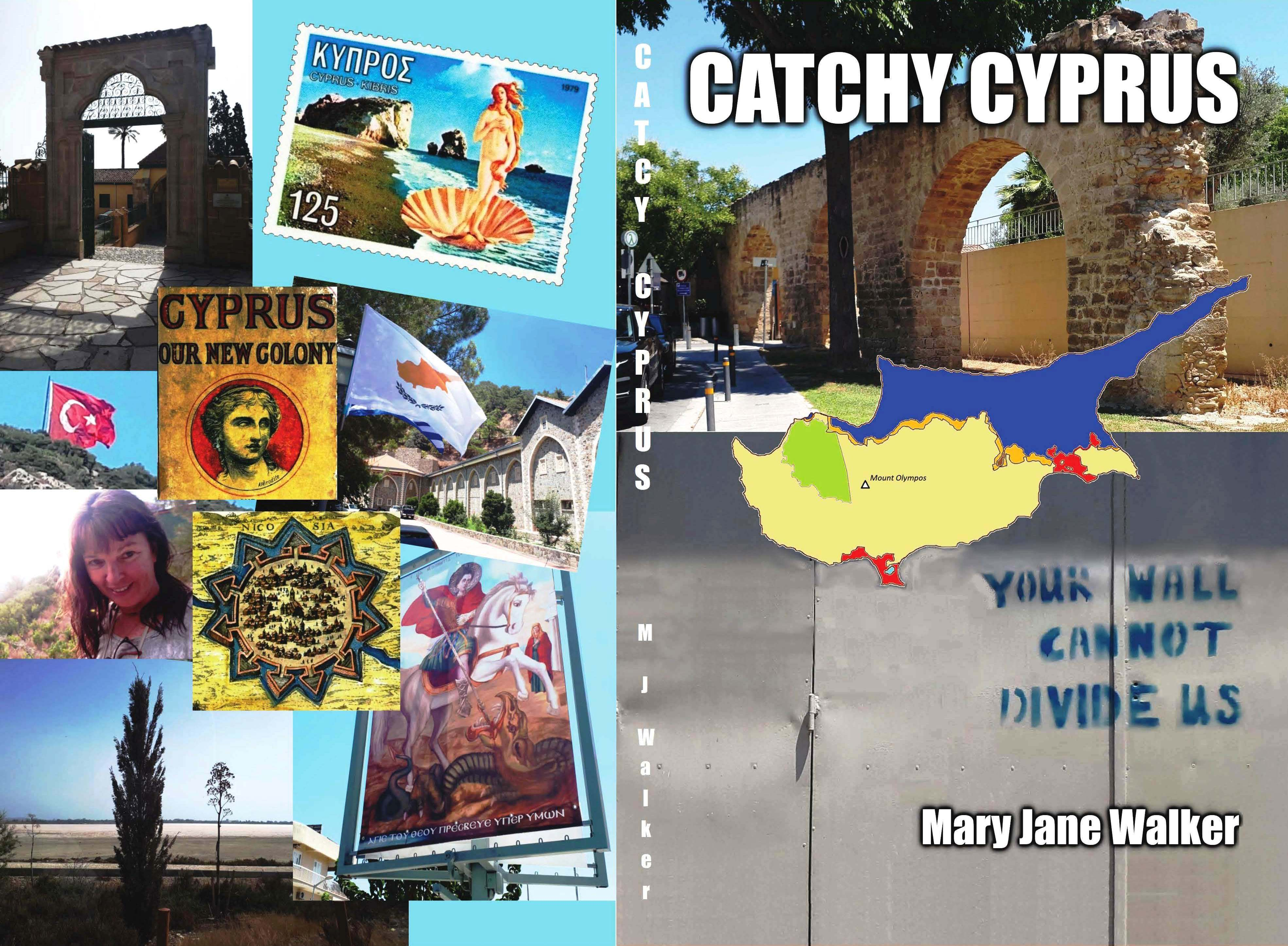 The cover of Catchy Cyprus
