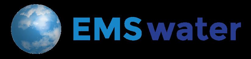 EMS Water - globe logo