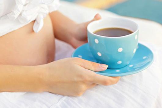 Uống cafe khi mang thai có tốt không?