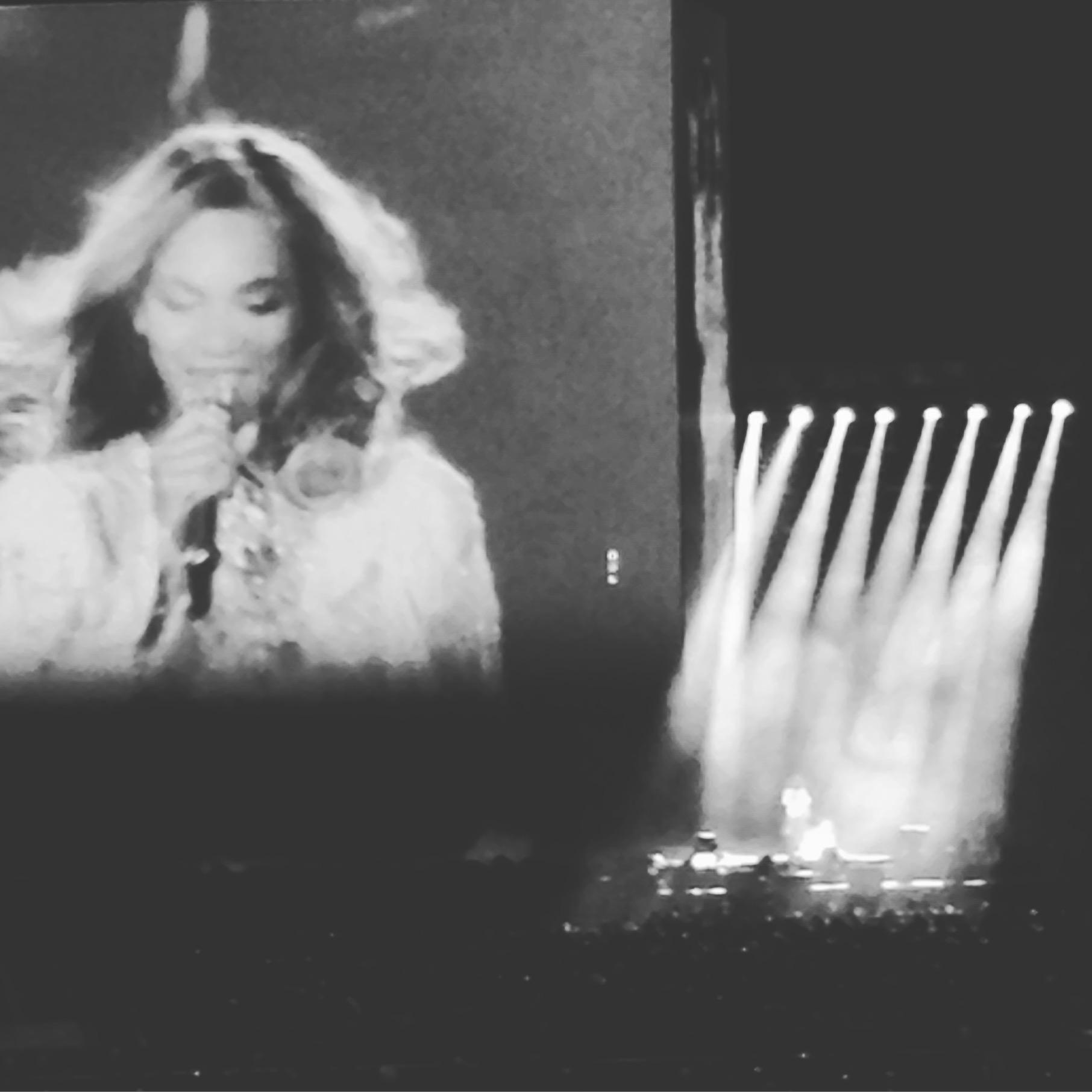 Beyonce at ArenA