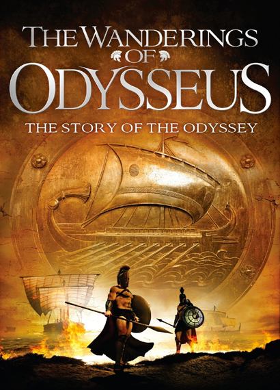 Cover of the book The Wanderings of Odysseus
