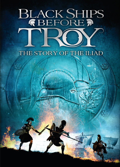 Cover of the book Black Ships before Troy