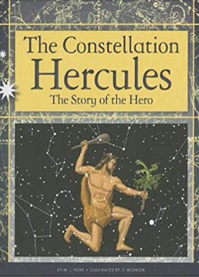 Cover of the book The Constellation Hercules