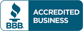 anytime home services is a bbb accredited business