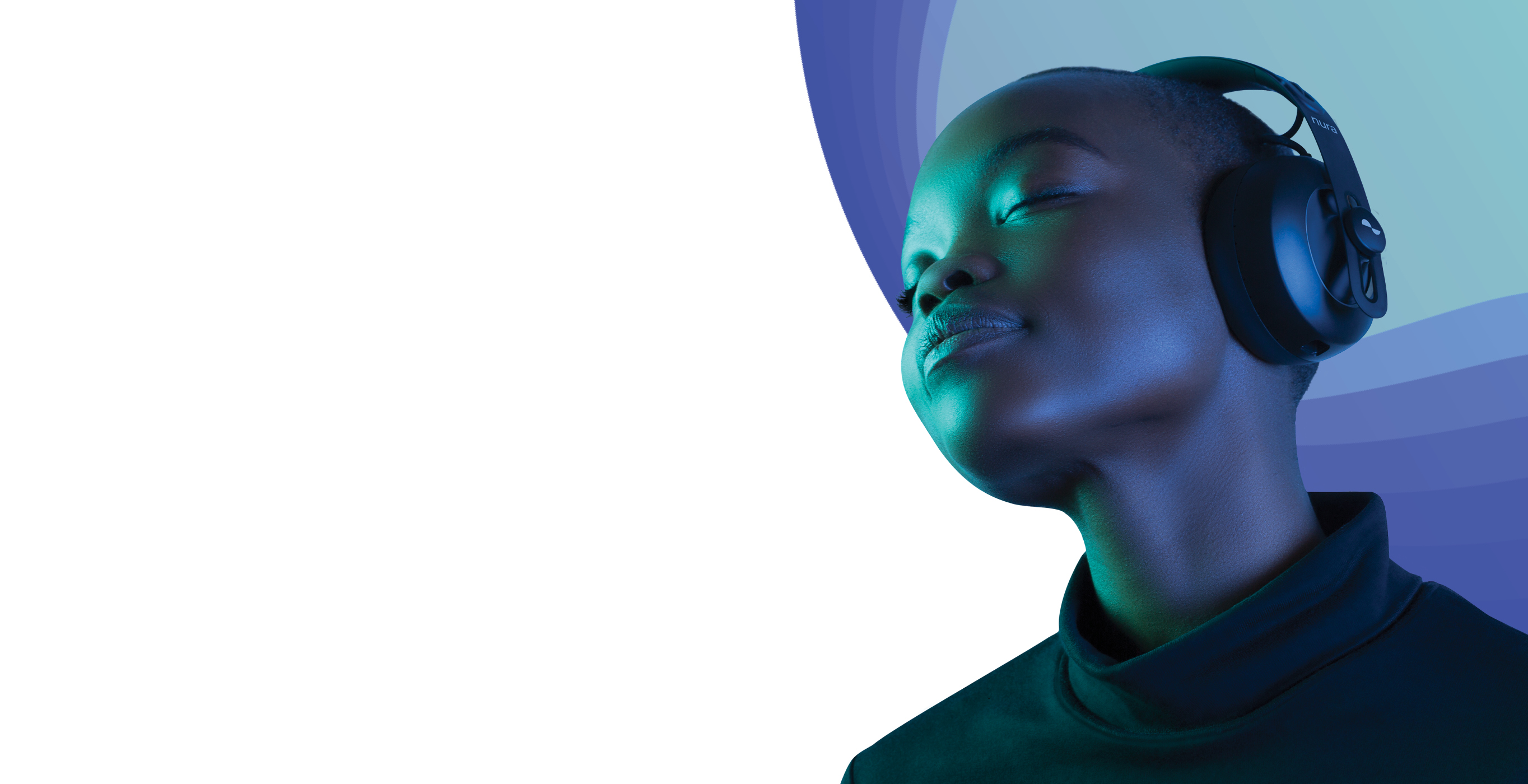 Nuraphone G2 Music In Full Colour Personalized Sound