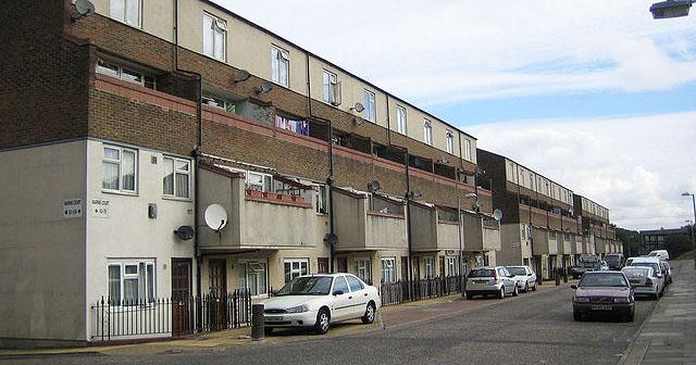 Purfleet Housing Estate