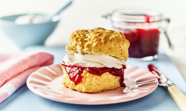 This is a picture of scones