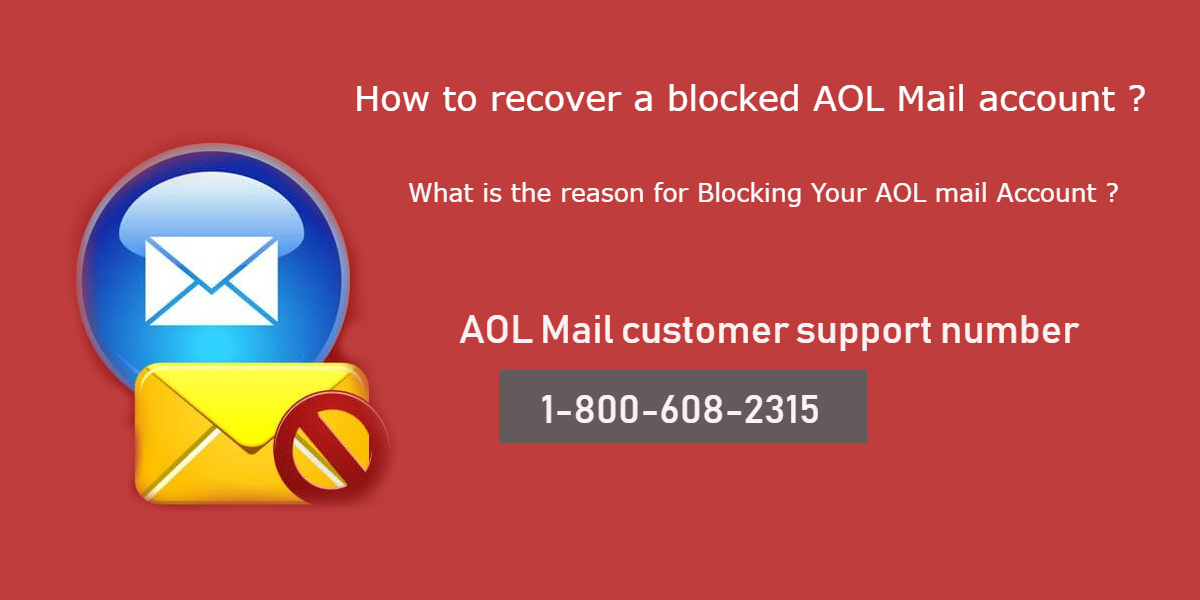 Recover AOL Mail Account