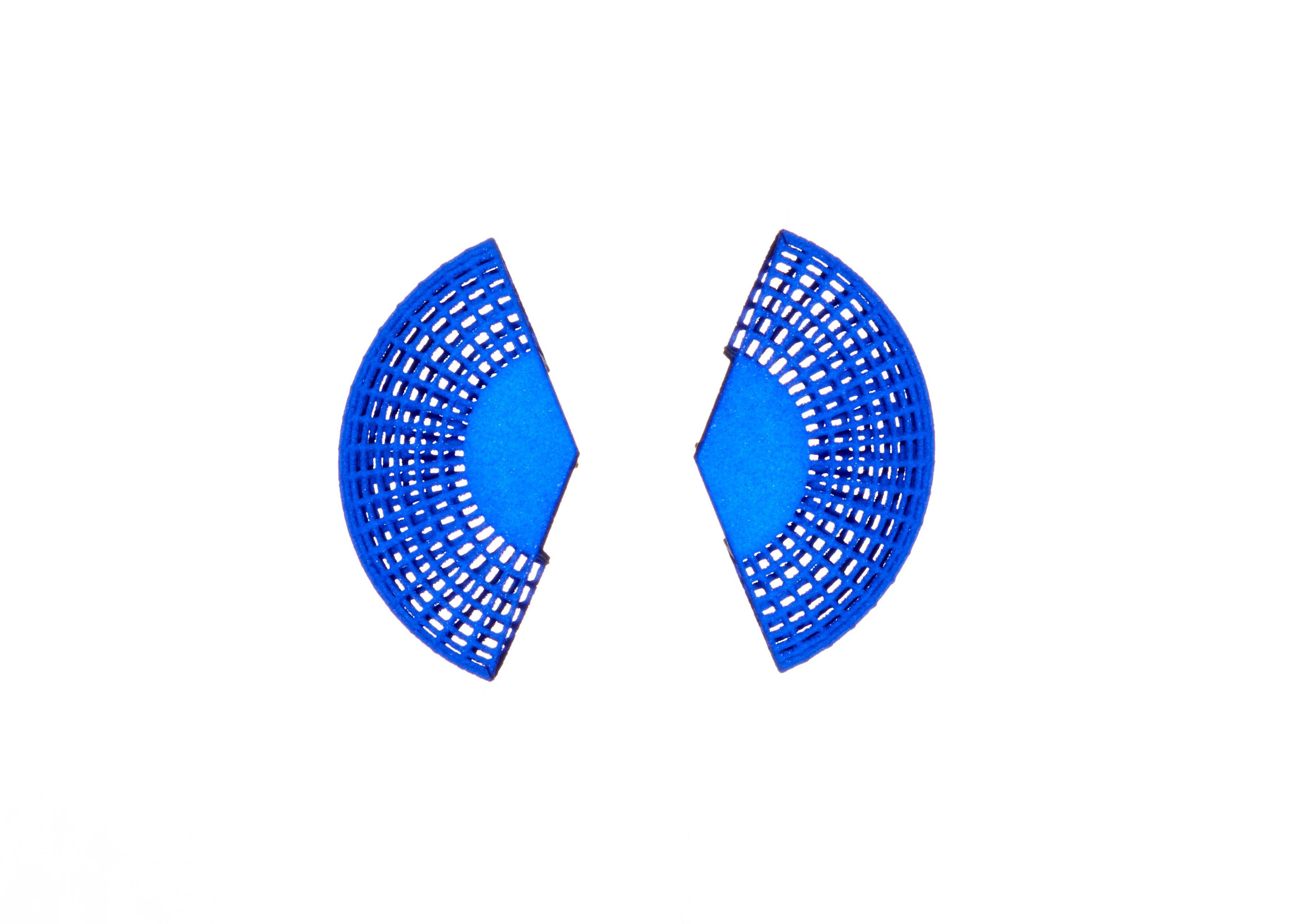 Helio Fan Earrings