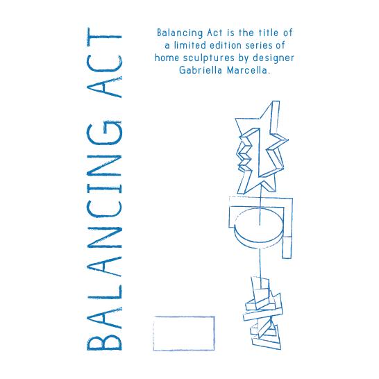 Balancing Act – MODEL 1