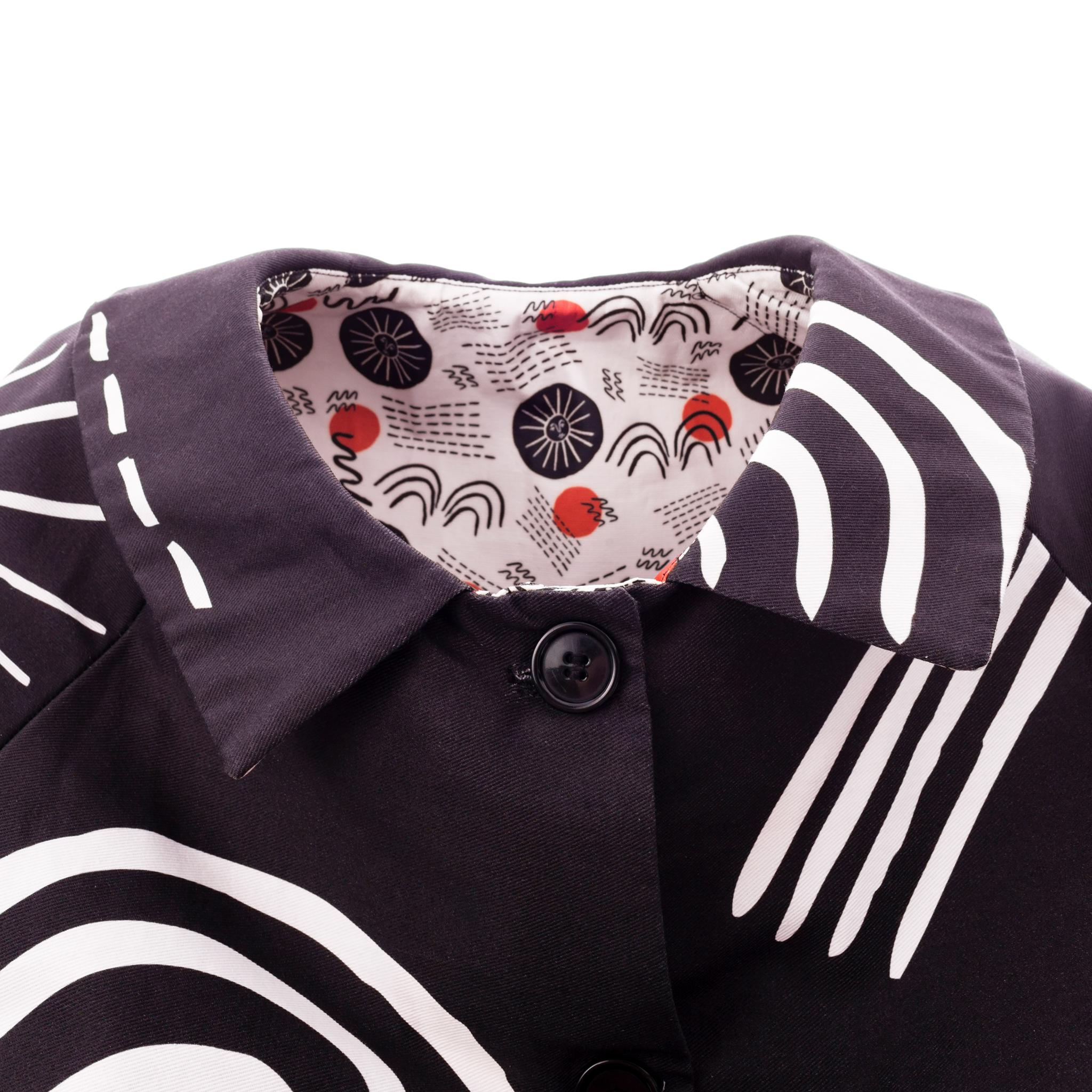 The Glasgow Raincoat (detail)