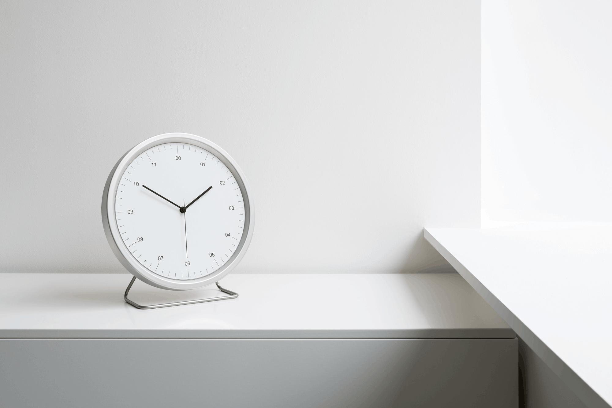 Instrmnt - A-12 Clock