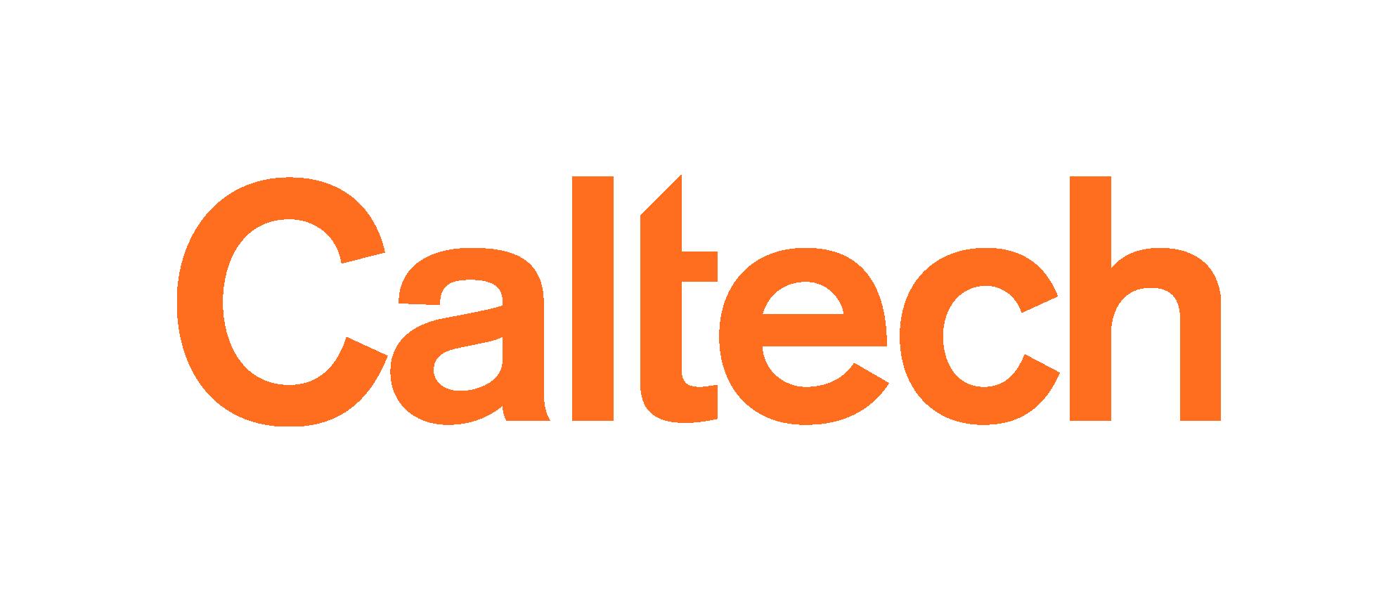 Caltech school logo
