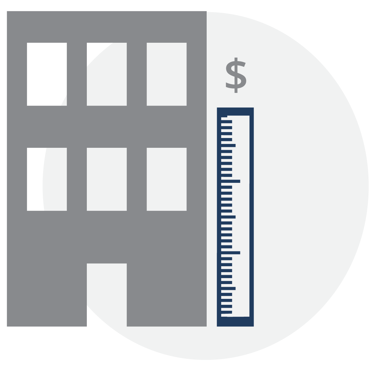 Building Size Icon