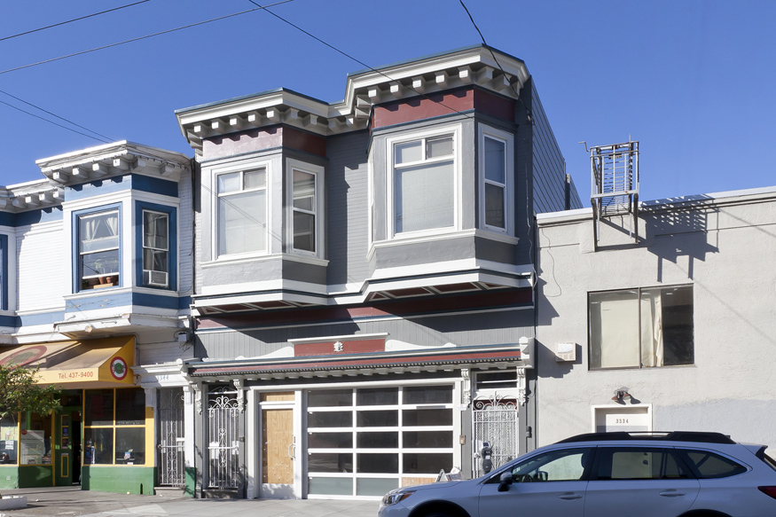 3340 18th St, San Francisco