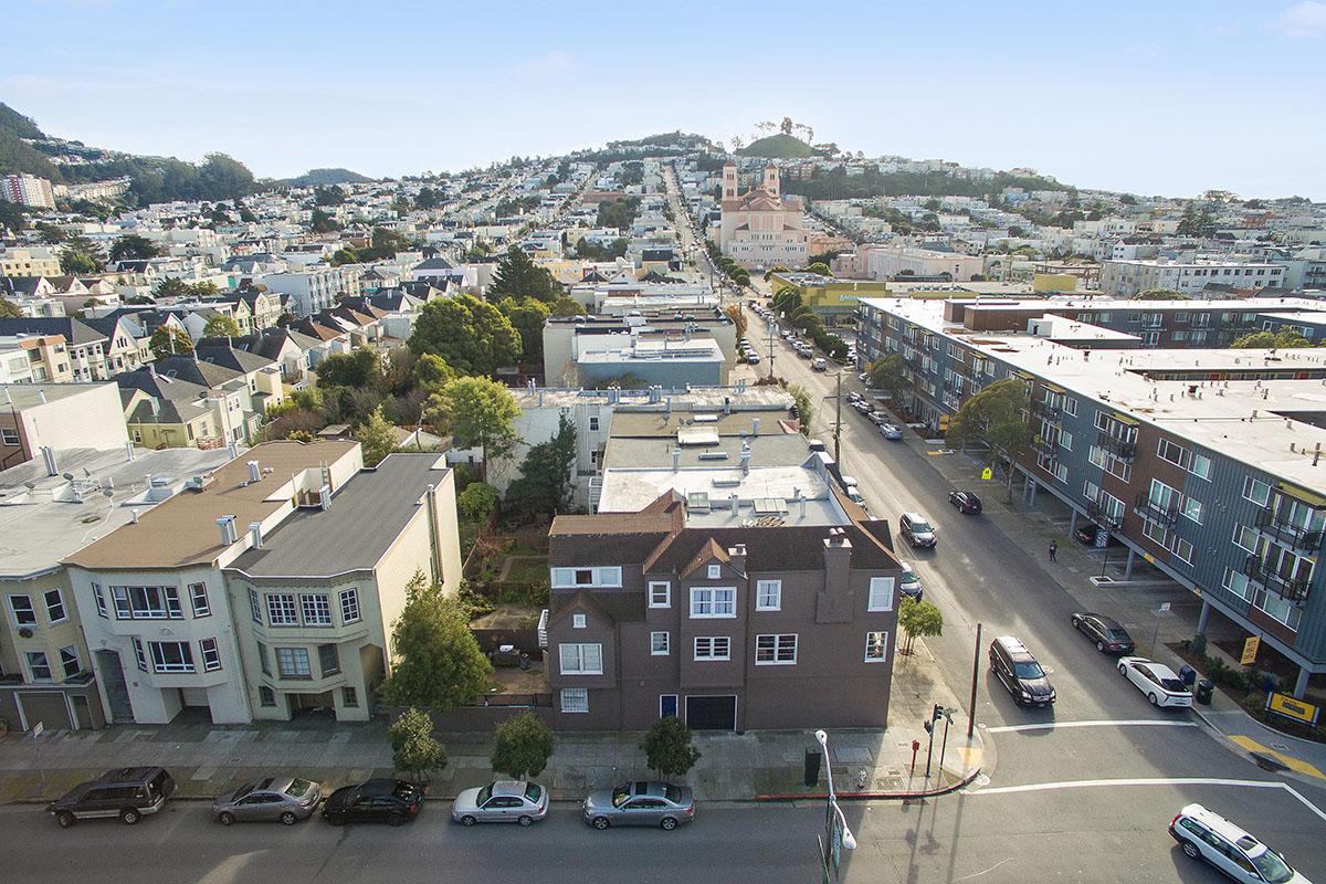 1200 Funston Ave, San Francisco