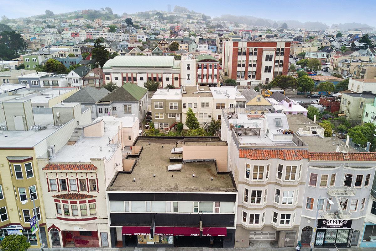 4463 Mission St, San Francisco