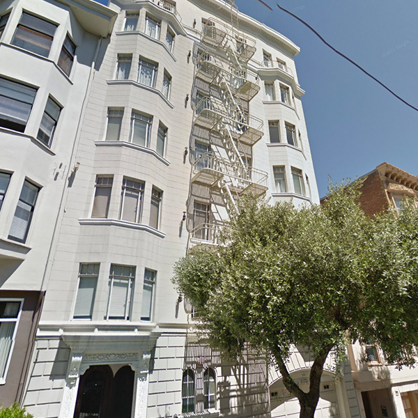 1850 Sacramento Street