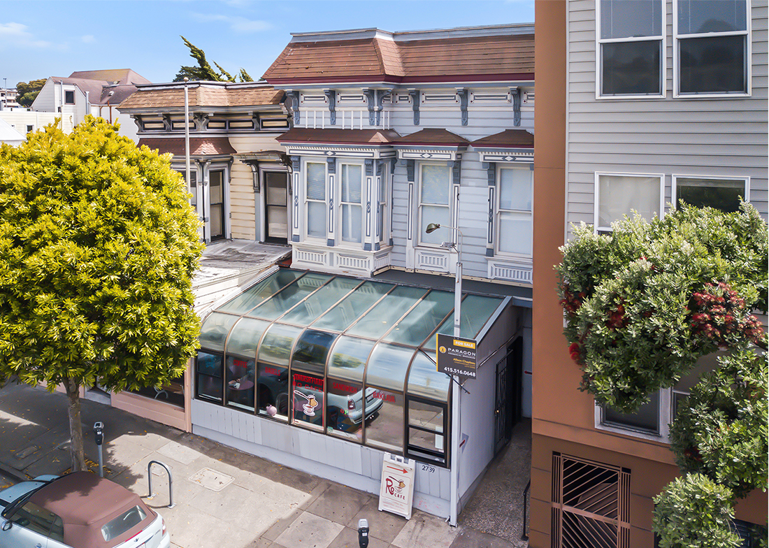 1395 47th Ave, San Francisco 8 Units in Outer Sunset District