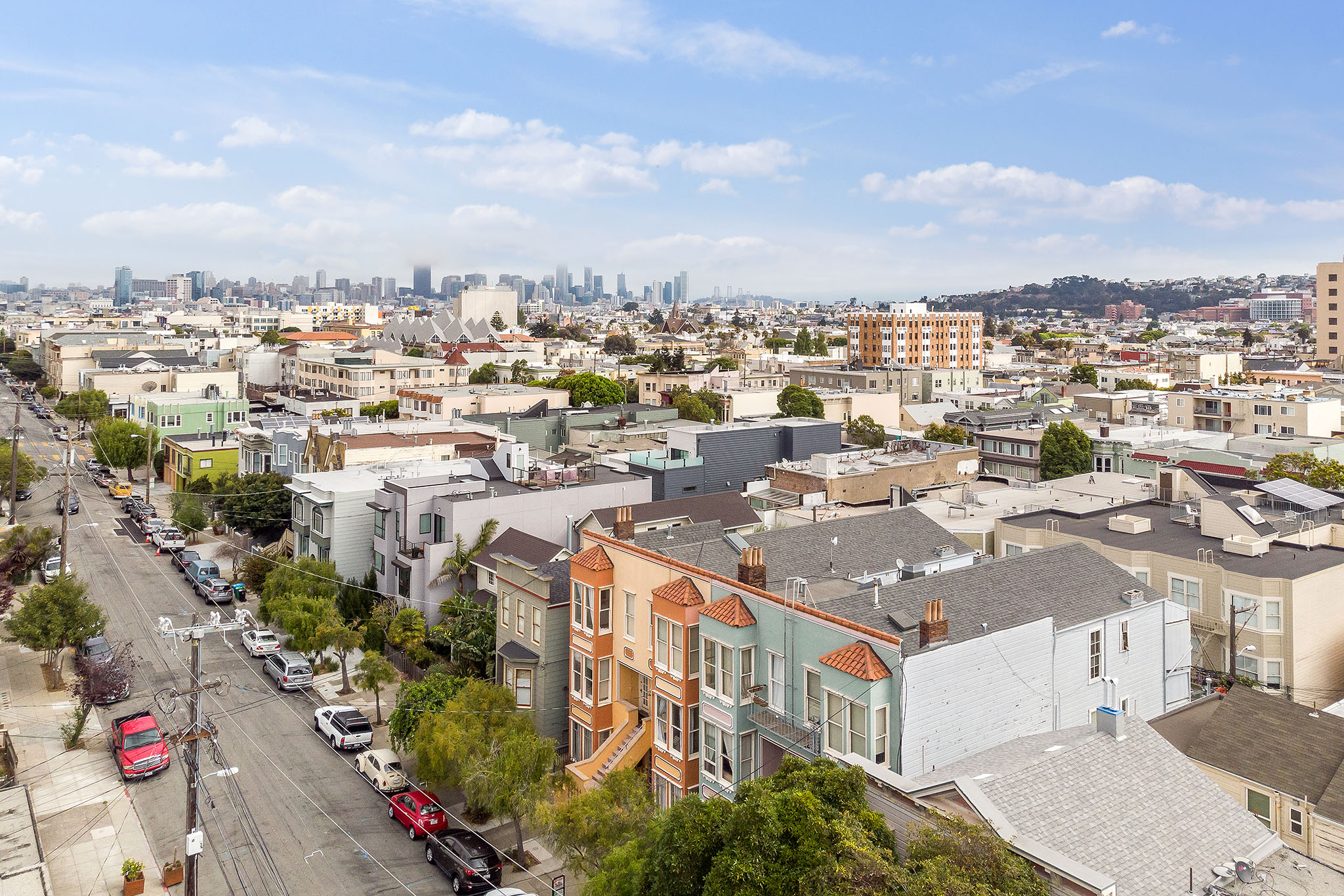 Just Listed: 371-81 & 383-91 San Jose Ave, San Francisco