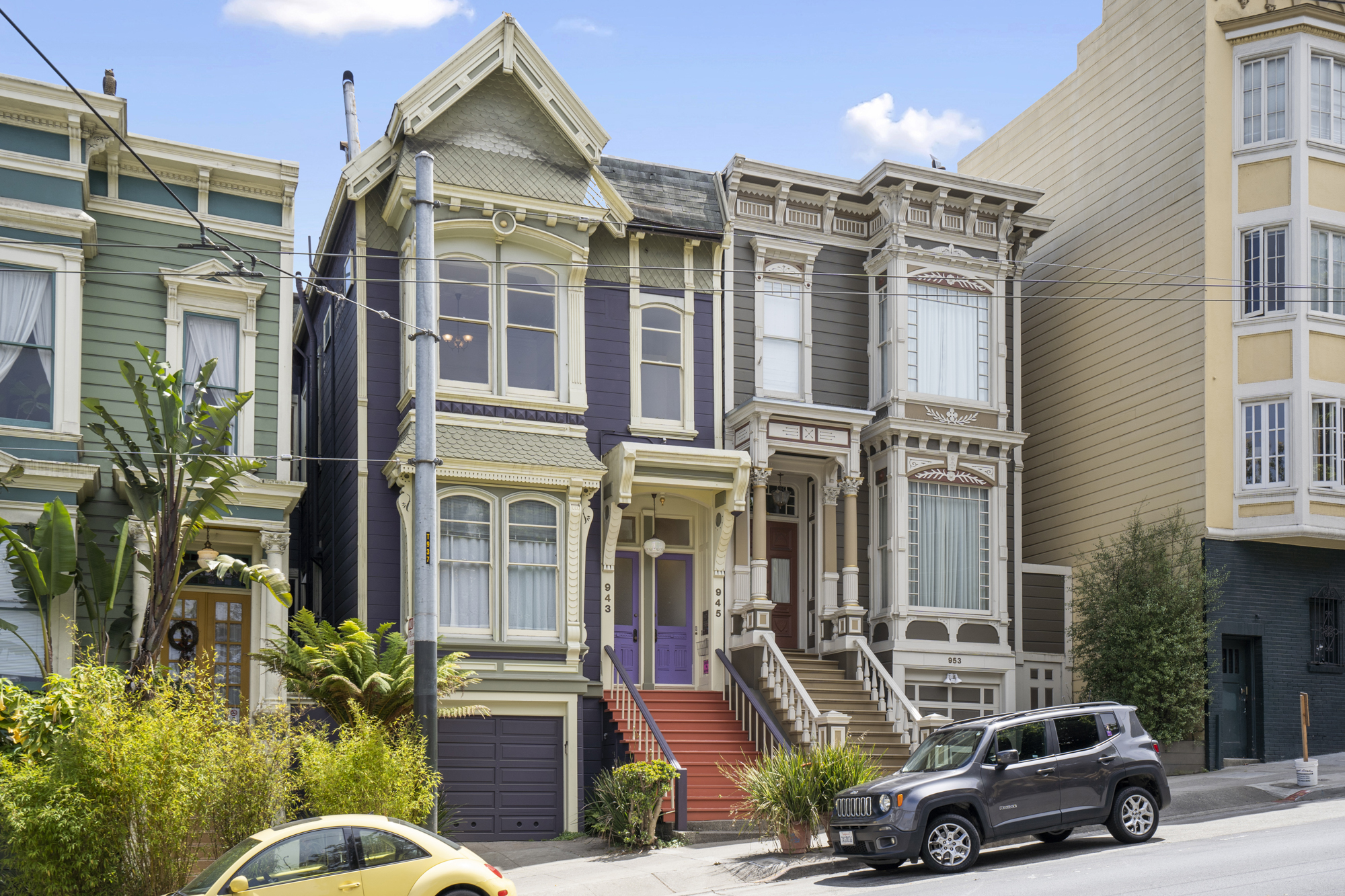 Just Listed: 943-945 Haight Street