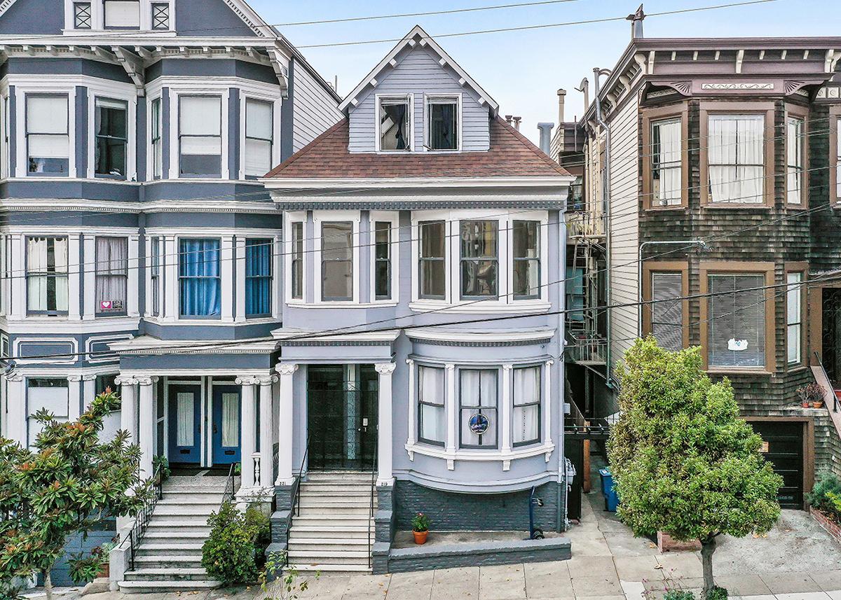 219 Ashbury St, San Francisco