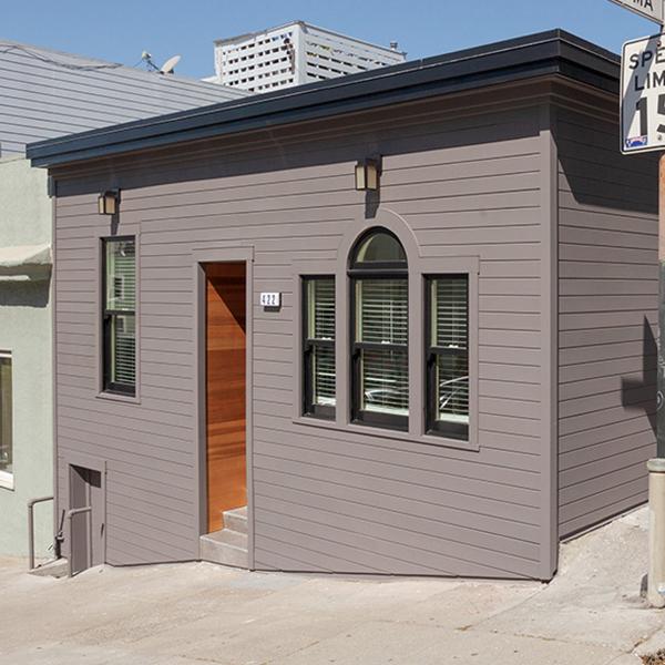 422 Green Street & 1 Sonoma Street