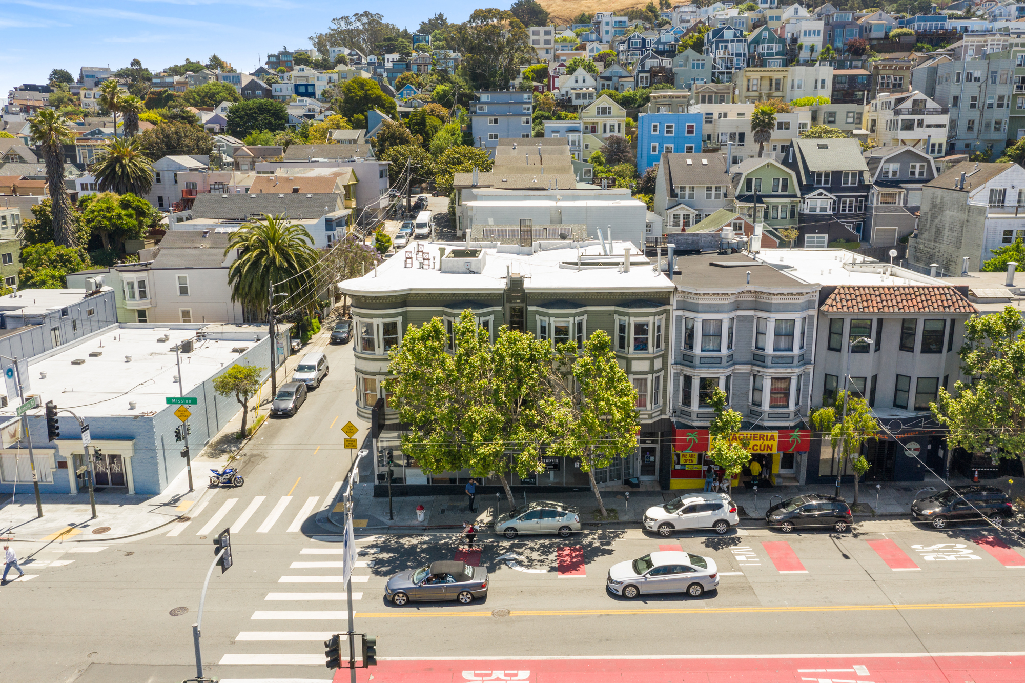 Just Listed: 3201 Mission Street