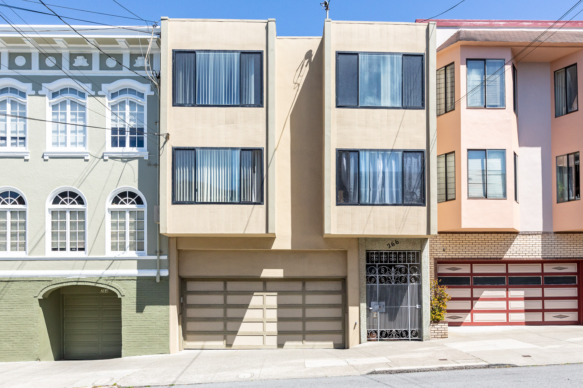 266 19th ave, san francisco, ca