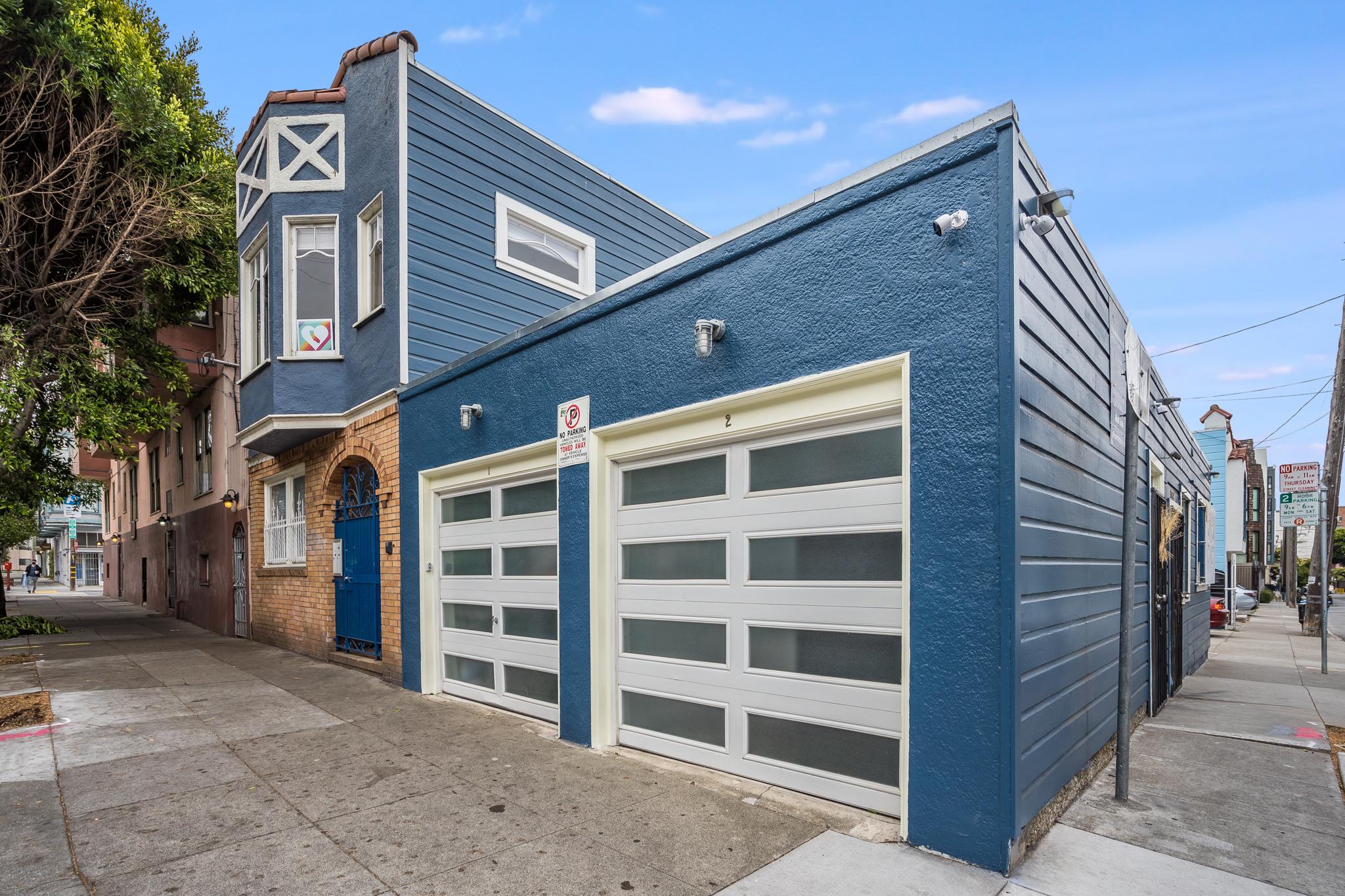 536 Octavia Street, San Francisco