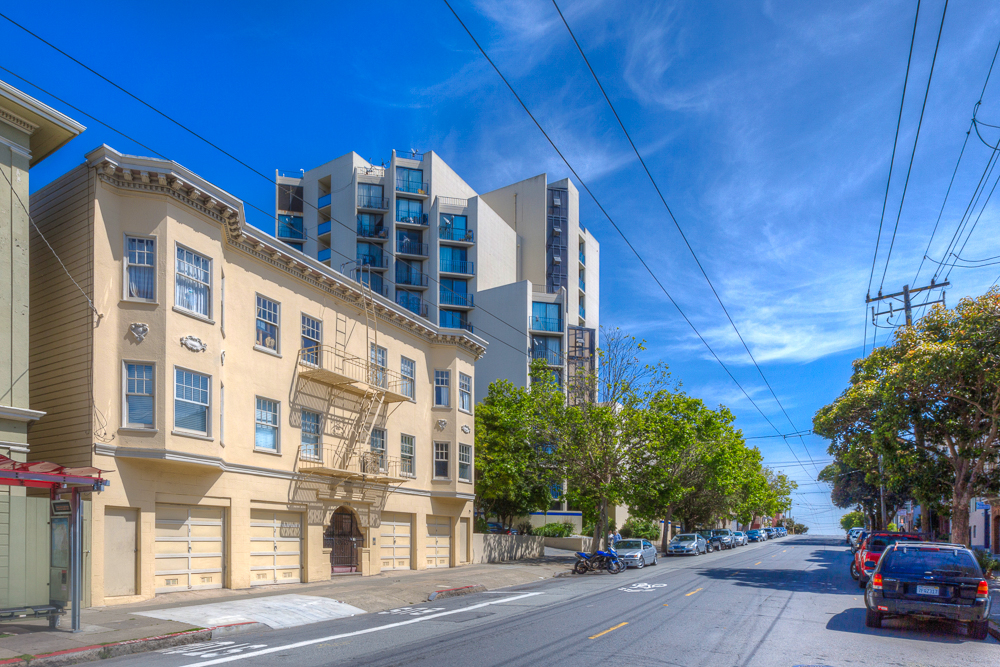 1780 McAllister St, San Francisco