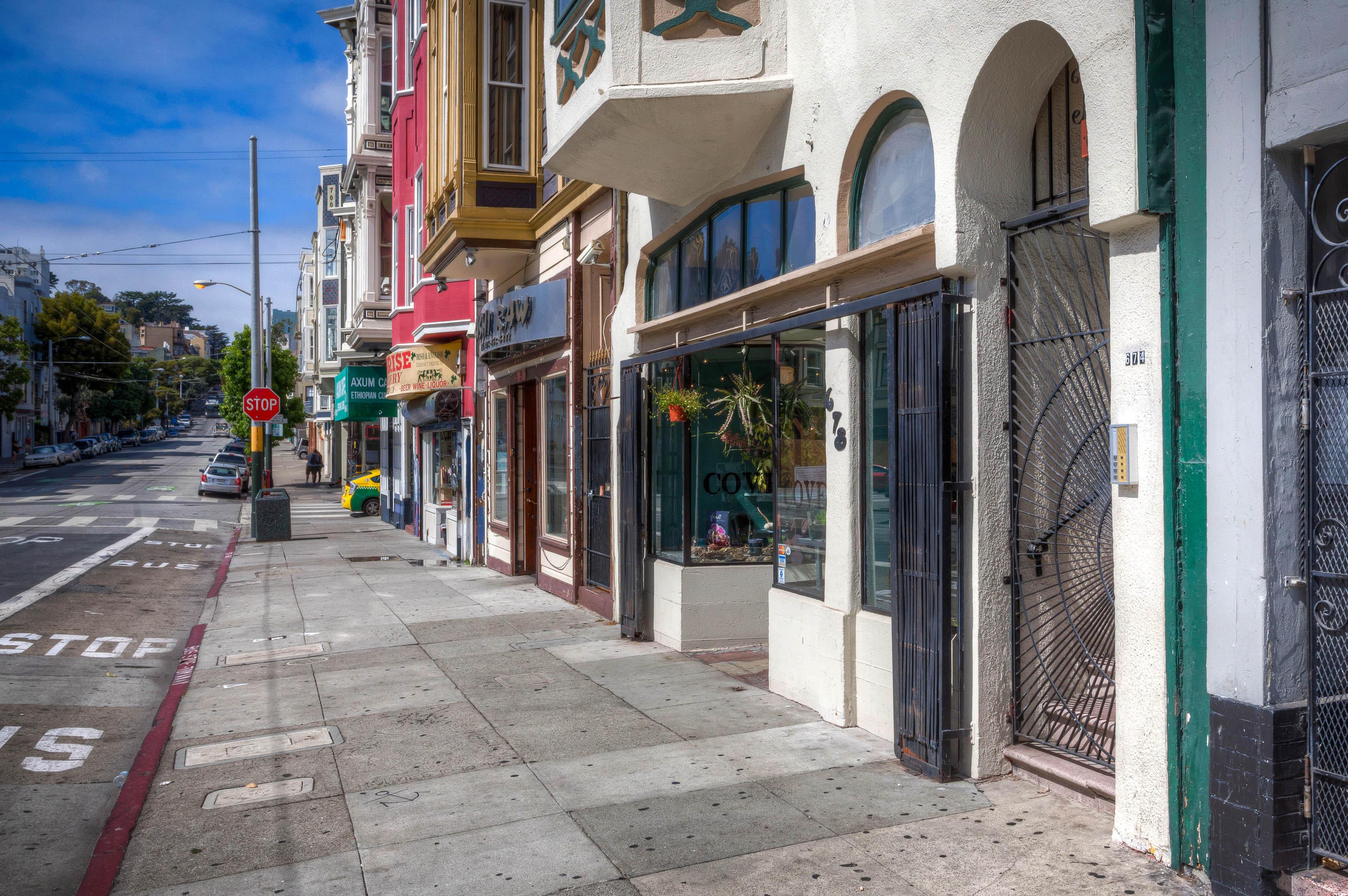 674 Haight St, San Francisco