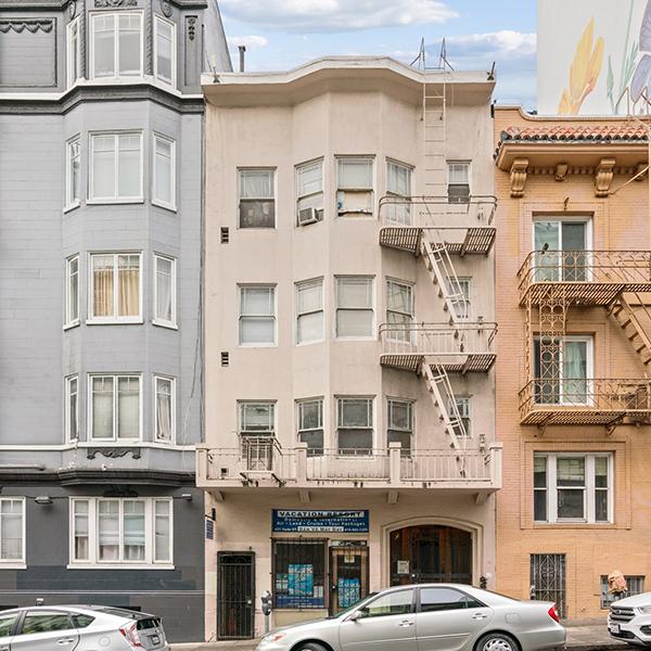 437 Hyde St, San Francisco