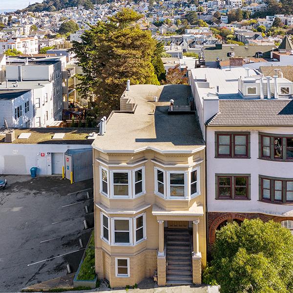 1116 Stanyan St, San Francisco