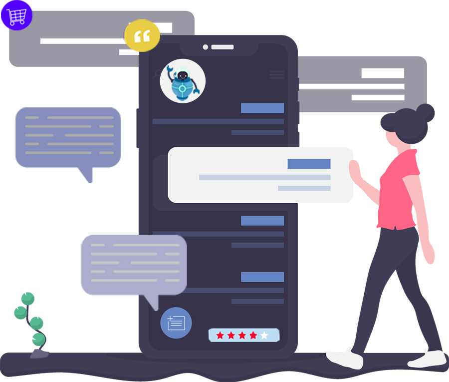 eCommerce Chatbot - Ultimate Chatbot for High Conversions & Sales