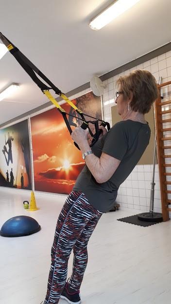 Lieve Coremans (66j) - 2 maal per week Functional Fit
