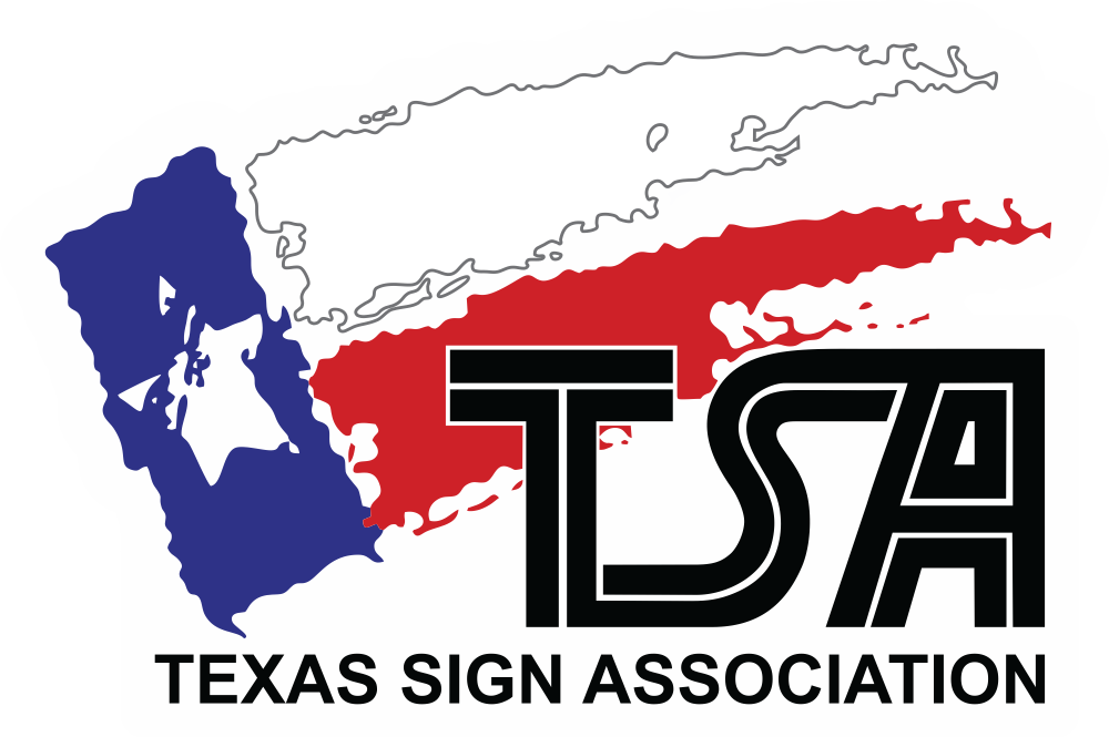 Texas Sign Association Logo