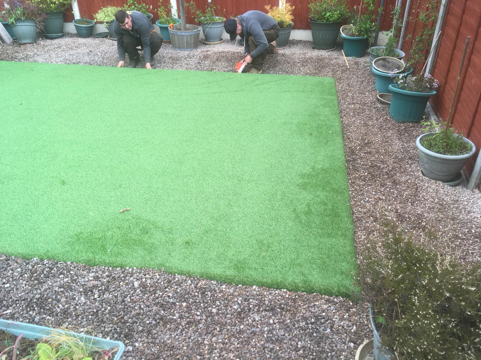 garden landscaping west midlands