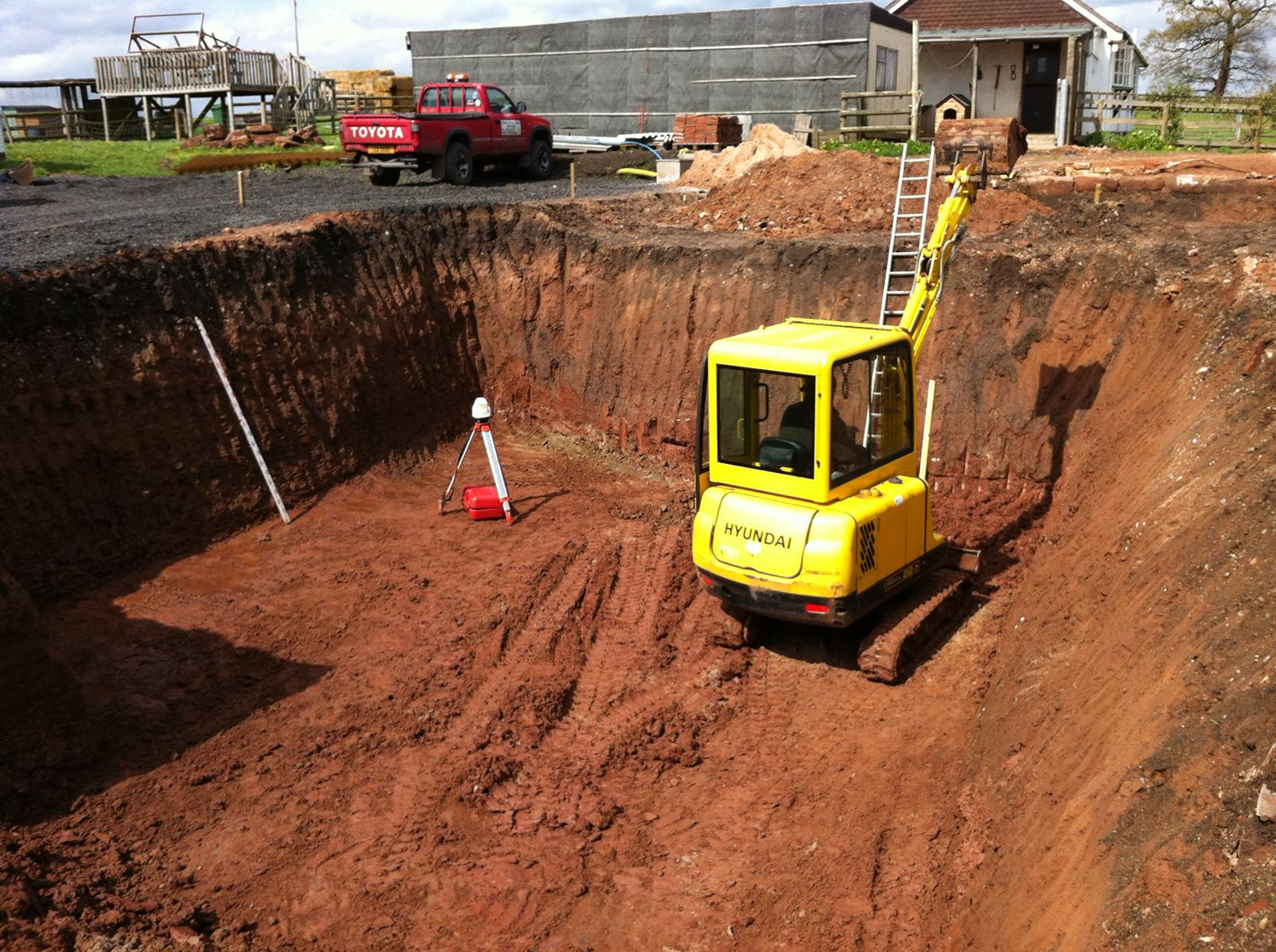 Excavation and Groundworks