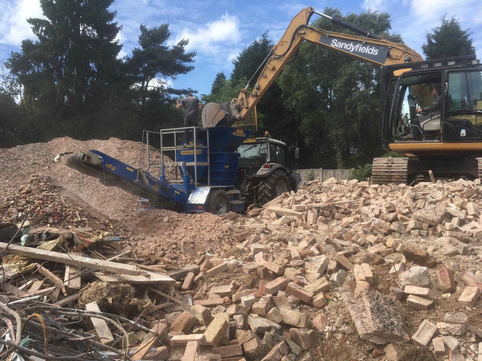 Site Clearance west midlands