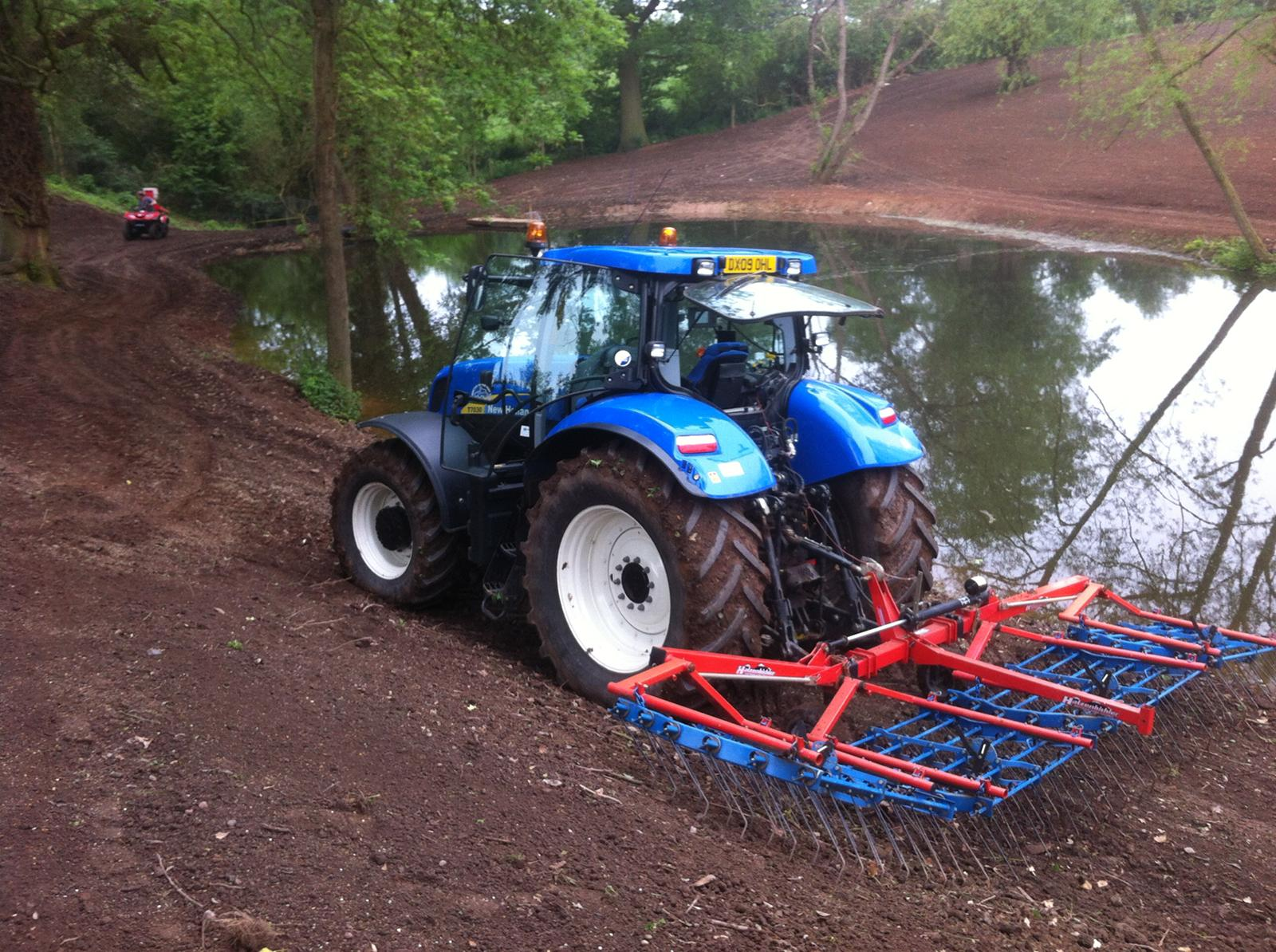 new holland t7 7030 tractor