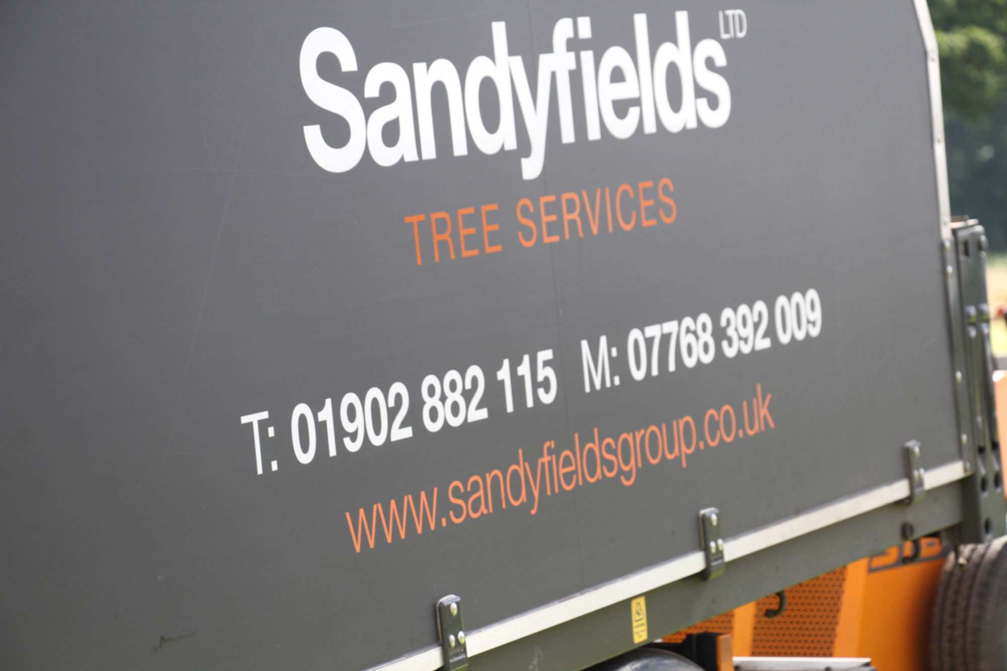 Sandyfields tree services Kingswinford, Dudley