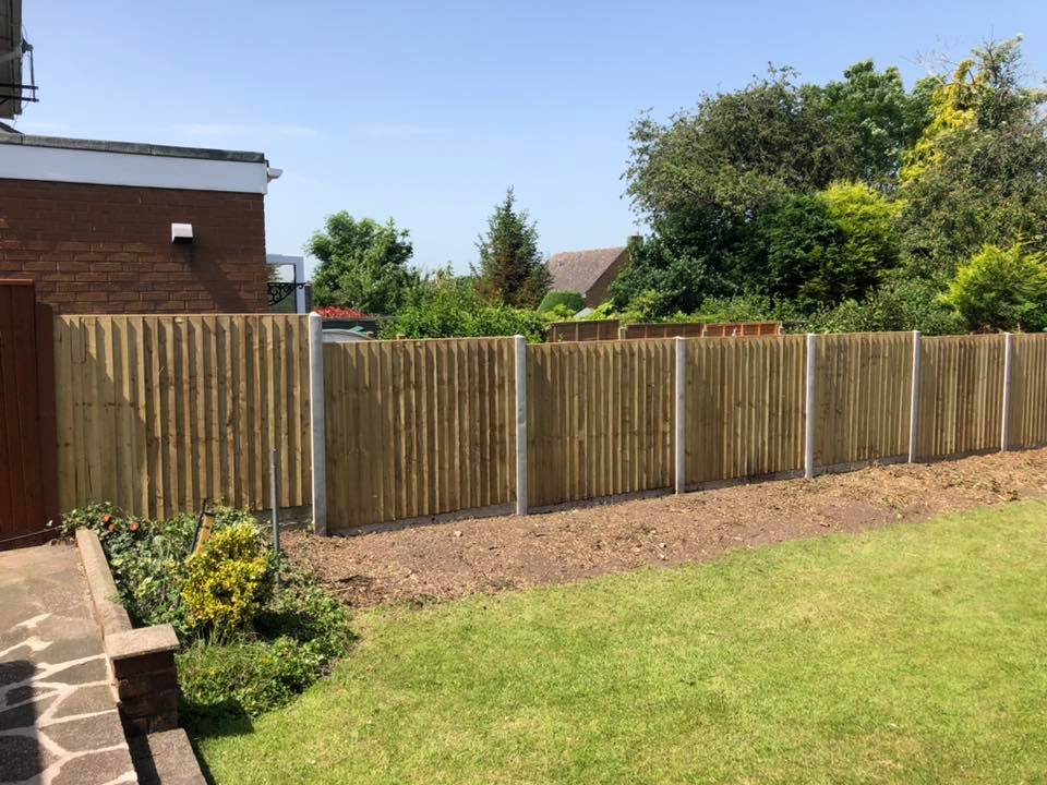 landscaping services wolverhampton
