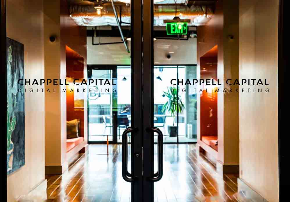 Chappell Capital Digital Marketing Agency office photos